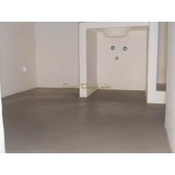 Natural isolating floor coating 25Kg. White