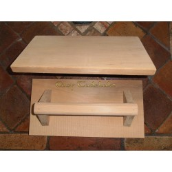 Wooden trowel Esxtra Big
