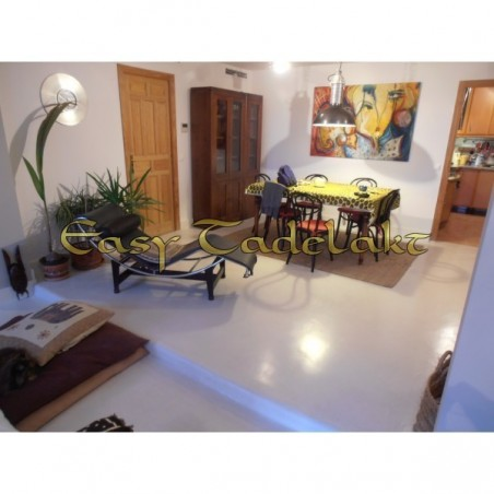 2x Natural floor coating 2x 25Kg.