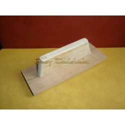 Talocha de madera especial para Tadelakt