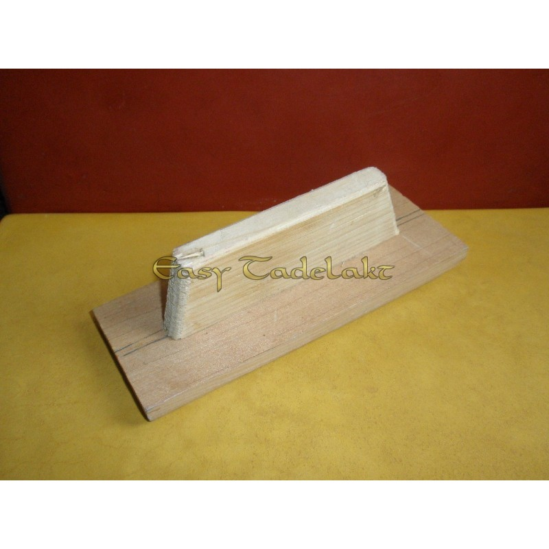 Talocha de madera