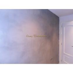 Tadelakt betonlook wall plaster for showers and bathrooms